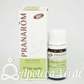Aceite Esencial de Mirto Verde Bio de Pranarom 5ml