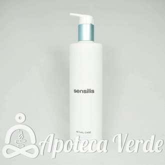 Gel limpiador purificante Ritual Care de Sensilis 400ml