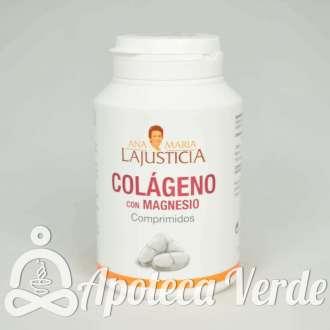 Colágeno con Magnesio de Ana Maria LaJusticia 180 comprimidos
