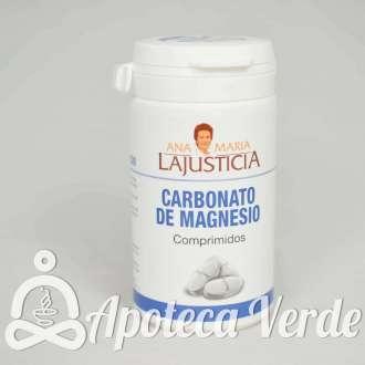 Carbonato de Magnesio de Ana MariaLaJusticia 75 comprimidos