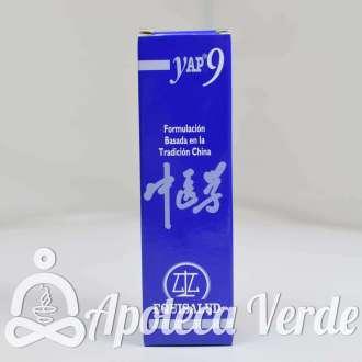 YAP 9 de Equisalud 31ml