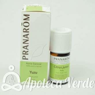 Aceite Esencial de Yuzu de Pranarom 5ml
