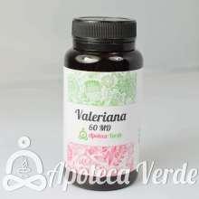 Valeriana de Apoteca Verde 60 microdosis