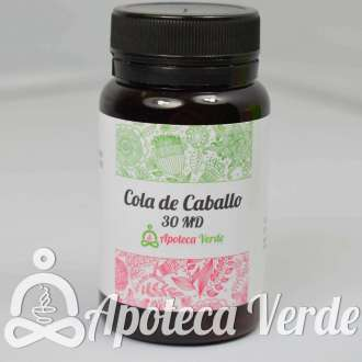 Cola de Caballo de Apoteca Verde 30 microdosis