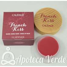 Bálsamo con color para Labios French Kiss Addiction de Caudalie 7,5g