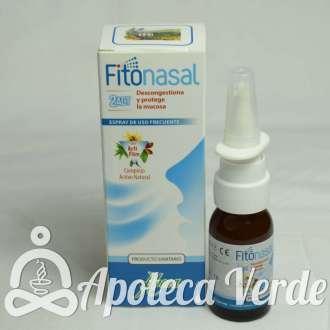 Fitonasal 2Act de Aboca 15ml