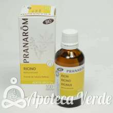 Aceite Vegetal de Ricino Bio (Eco) de Pranarom 50ml