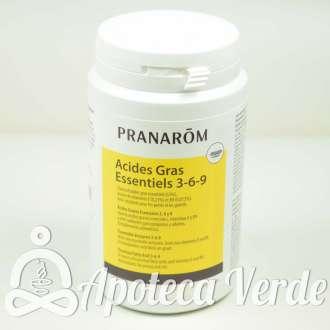 Ácidos Grasos Esenciales 3, 6 y 9 de Pranarom 120 cápsulas