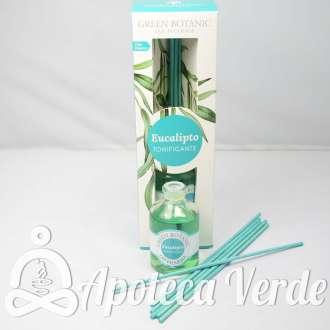 Ambientador Tonificante Eucalipto Green Botanic de Iap Pharma 50ml