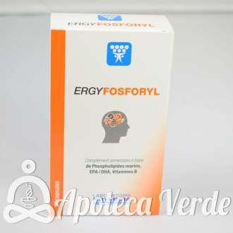 ERGYFOSFORYL de Nutergia 60 perlas