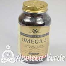 Omega 3 Alta Concentración de Solgar 60 cápsulas blandas
