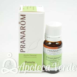 Aceite Esencial de Pomelo de Pranarom 10ml