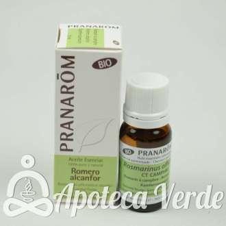 Aceite Esencial de Romero Alcanfor de Pranarom 10ml