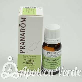 Aceite Esencial de Tomillo Marroquí de Pranarom 10ml