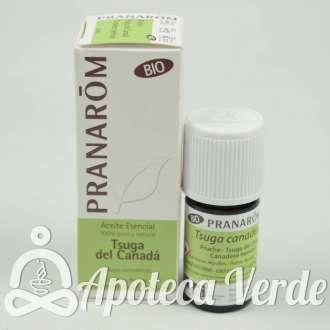 Aceite Esencial de Tsuga del Canadá Bio de Pranarom 5ml