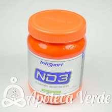 Bebida energética ND3 Sabor Cítrico de Infisport