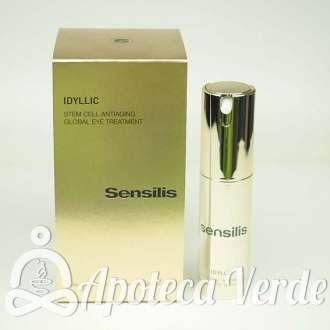 Contorno de ojos antiedad Idyllic de Sensilis 15ml