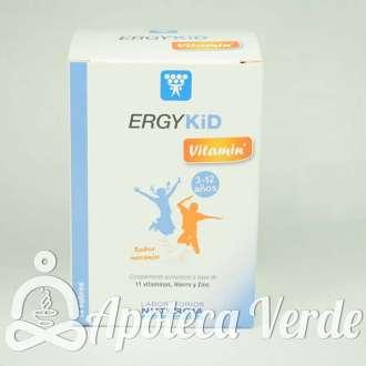 ERGYKiD Vitamin de Nutergia 14 sobres