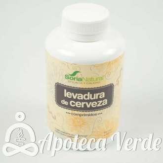 Levadura de cerveza de Soria Natural 500 comprimidos