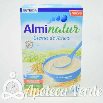 Alminatur Crema de Arroz de Almirón 250g