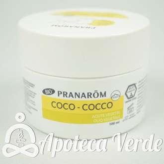 Aceite Vegetal de Coco Bio Eco de Pranarom 100ml