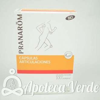 Aromalgic Articulaciones Cápsulas Bio Pranarom 30 cápsulas