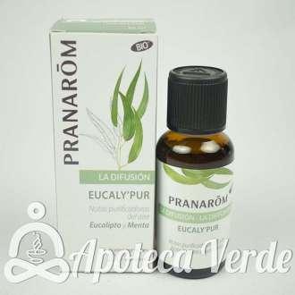 Mezcla para difusor Eucaly'Pur Bio Eco Pranarom