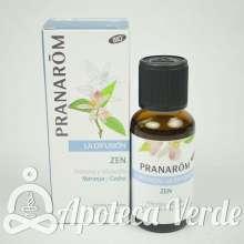 Mezcla para difusor Zen Bio Eco Pranarom
