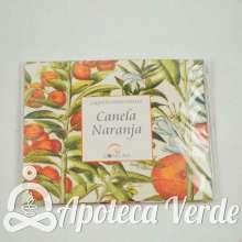 Saquito Perfumado Bioaroma Canela Naranja