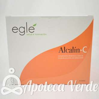 Alcalin C Eglé 30 sticks de 5gr