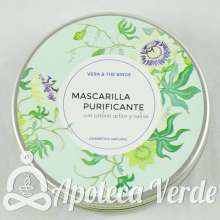 Vera and the Birds Mascarilla Purificante Carbón Activo y Salvia 75ml