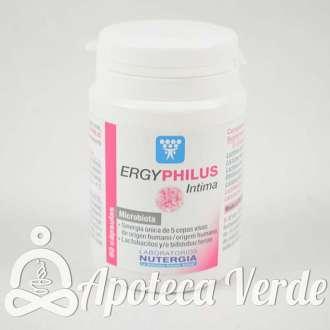 ERGYPHILUS Íntima Nutergia 60 cápsulas