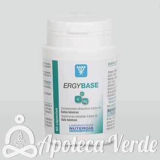 ERGYBASE Nutergia 60 cápsulas