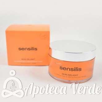 Sensilis Skin Delight Mascarilla Iluminadora y Antioxidante