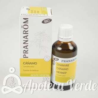 Aceite Vegetal de Cáñamo Bio Eco Pranarom