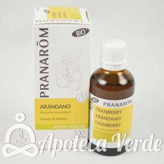 Aceite Vegetal de Arándano Bio Eco Pranarom