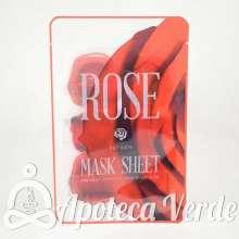 Kocostar Mascarilla Facial Pétalos de Rosa