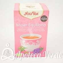 Yogi Tea Infusión Bio Mujer Equilibrio