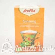Yogi Tea Infusión Bio Ginseng