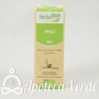 Pino Bio de Herbalgem 50ml