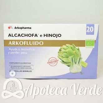 Alcachofa e hinojo Arkopharma