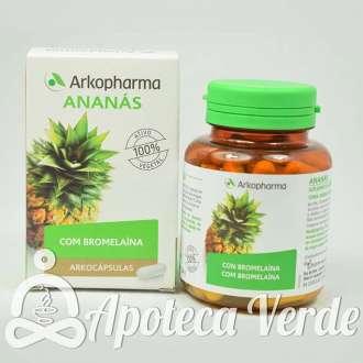 Arkocaps Ananás de Arkopharma 84 cápsulas