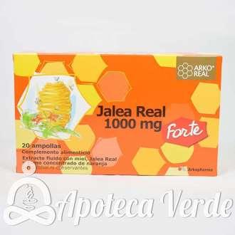 Arko Real Jalea Real Forte 1000 mg de Arkopharma 20 unidosis