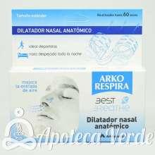 Arko Respira Dilatador nasal anatómico Best Breathe de Arkopharma