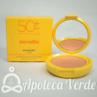 Sensilis Sun Secret Maquillaje Compacto SPF 50