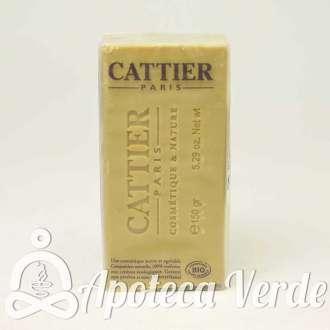 Jabón Suave Vegetal de Arcilla Argimiel de Cattier 150gr
