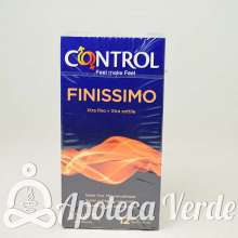 Preservativos Finissimo de Control 12 unidades