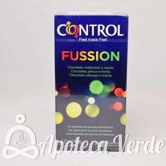 Preservativos Fussion de Control 12 unidades