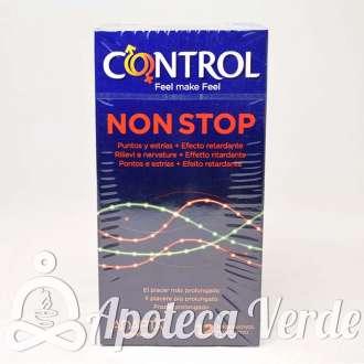 Preservativos Non Stop de Control 12 unidades