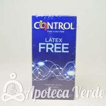 Preservativos Latex Free de Control 5 unidades